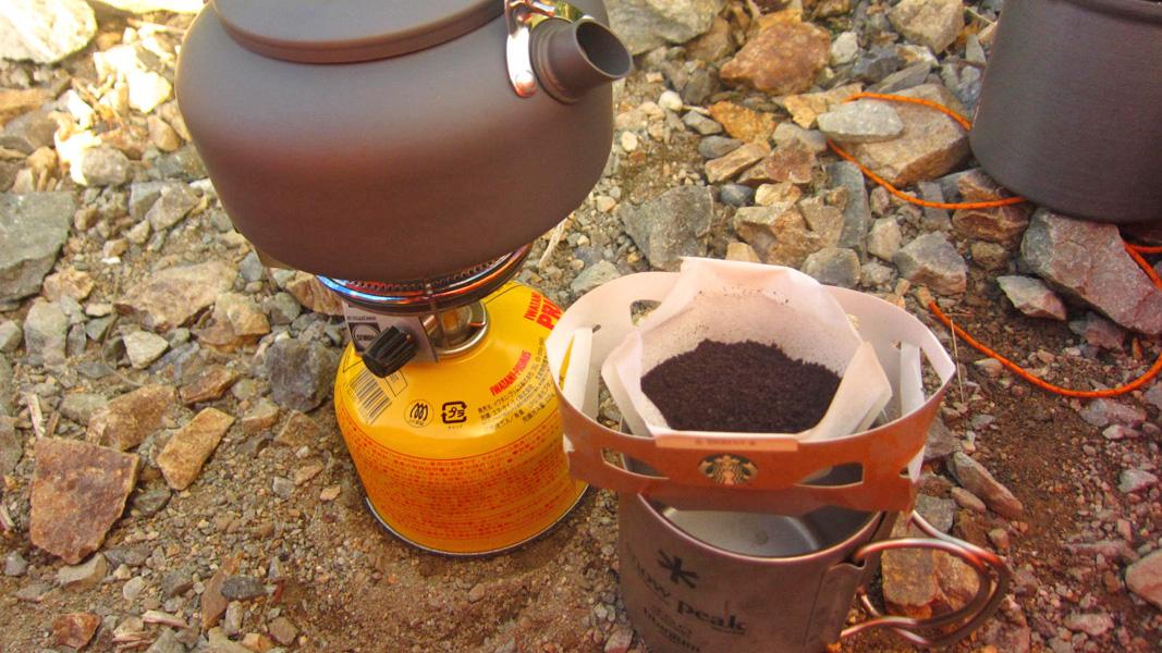 コーヒーがうまい