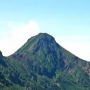 八ヶ岳の主峰、赤岳(2899m)
