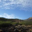 鳥海山、賽の河原