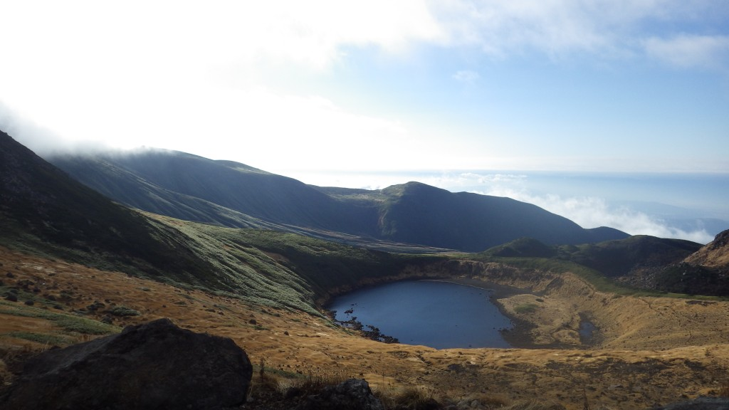 鳥海山・鳥海湖