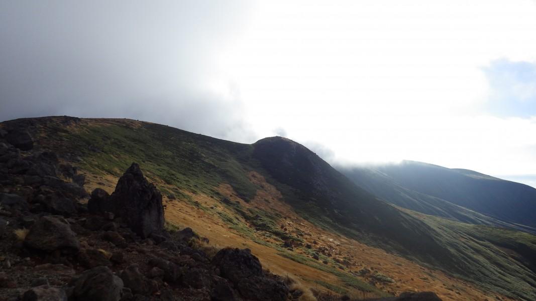 鳥海山・鉾立登山口