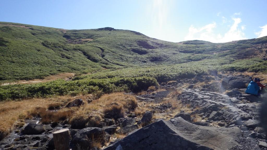 鳥海山・賽の河原