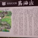 鳥海山大物忌神社の案内板