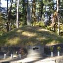 石原莞爾墓所