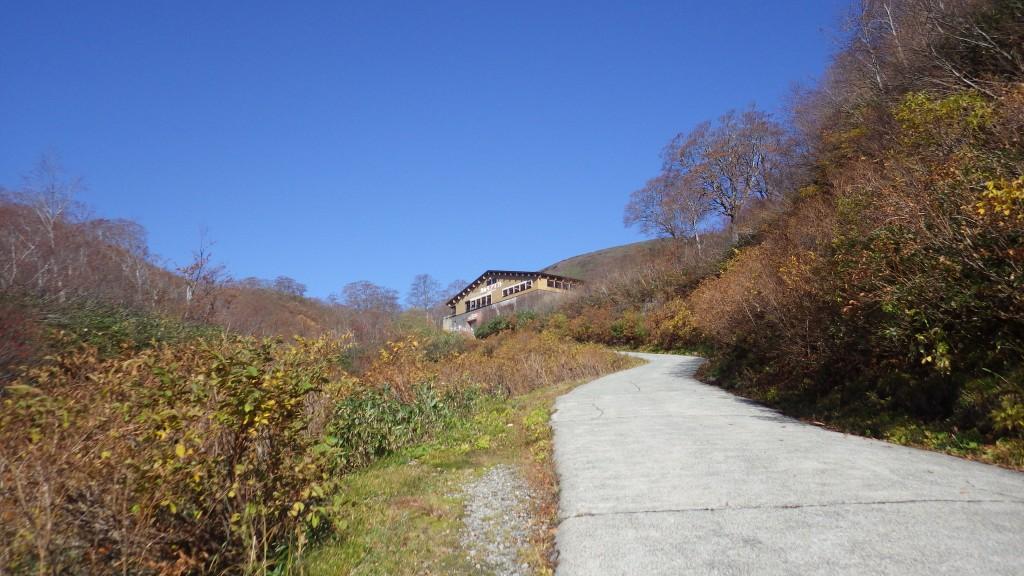 月山リフト山麓駅
