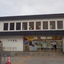 二本松駅から郡山駅へ向かう