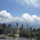 南八ヶ岳の眺め