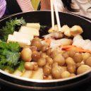 オーレン小屋名物、桜鍋