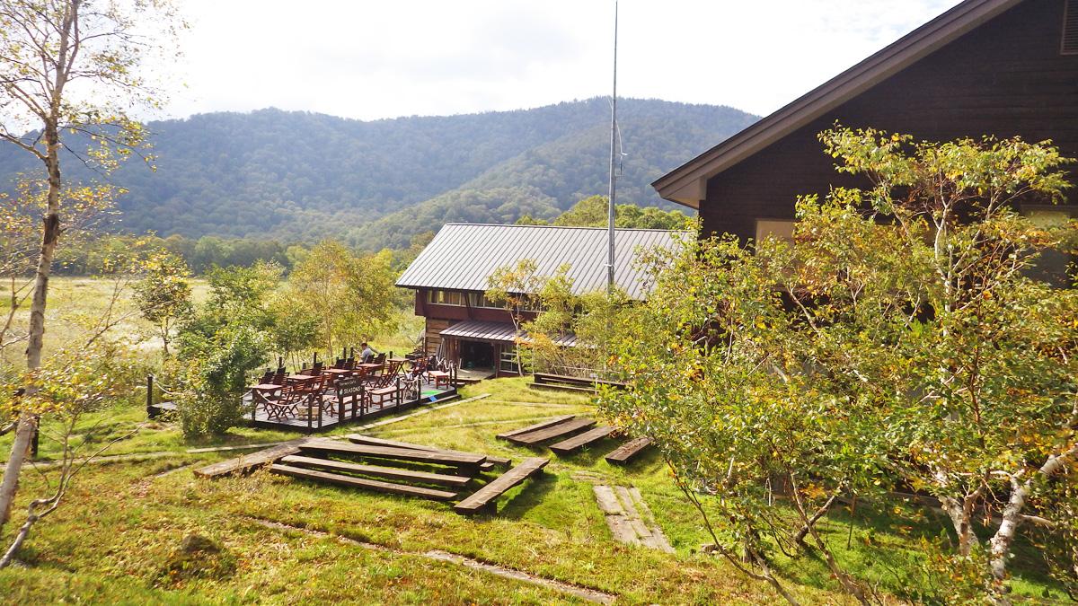 尾瀬温泉小屋