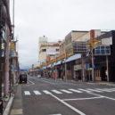 花巻の商店街