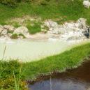 中の湯の露天風呂
