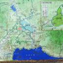 戦場ヶ原周辺案内図