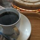黒百合ヒュッテのコーヒー