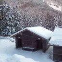 赤岳鉱泉の外部トイレ