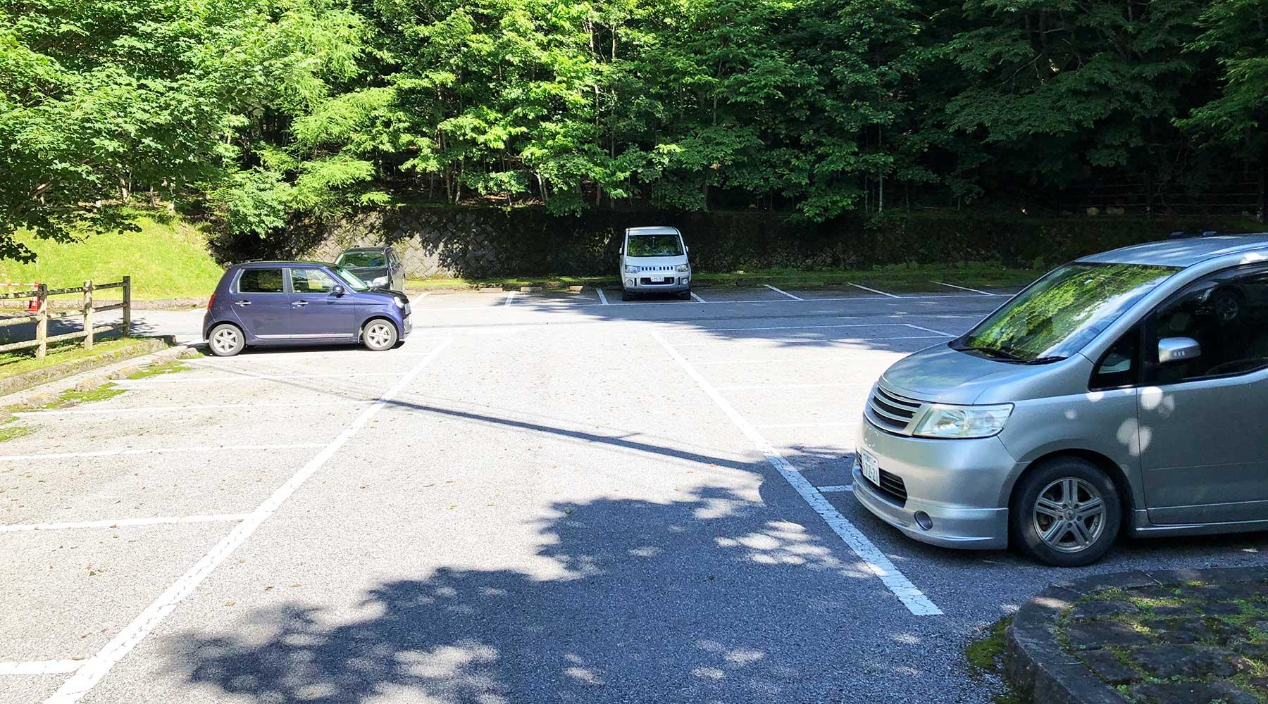 歌ヶ浜第二駐車場