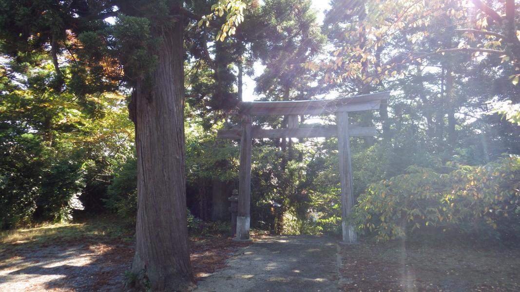 鳥海山神社