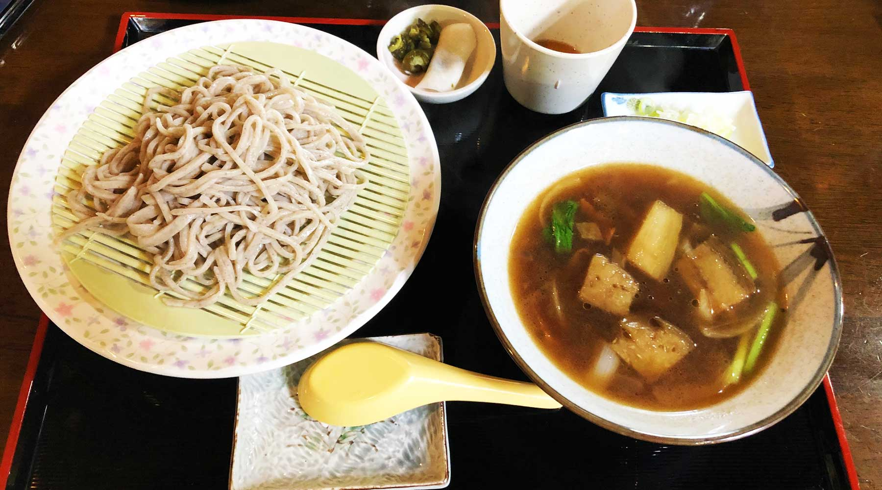 横川のさと・ちたけ蕎麦