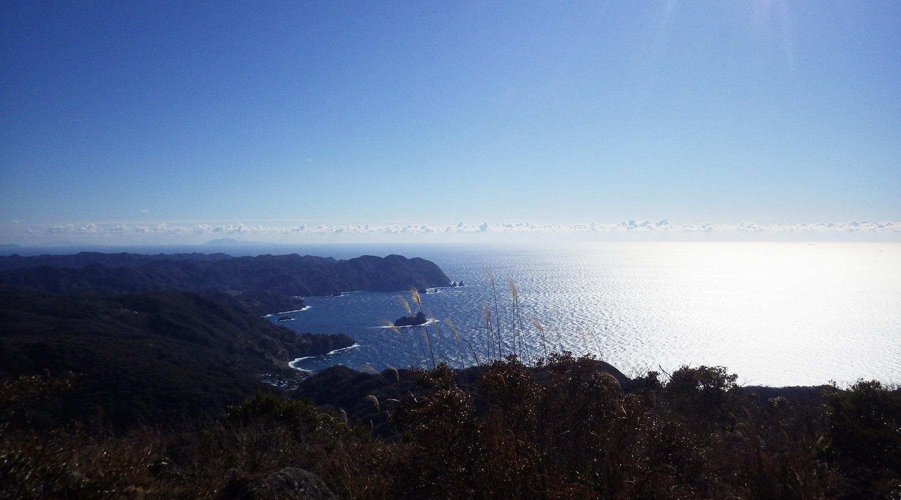 高通山からの眺望