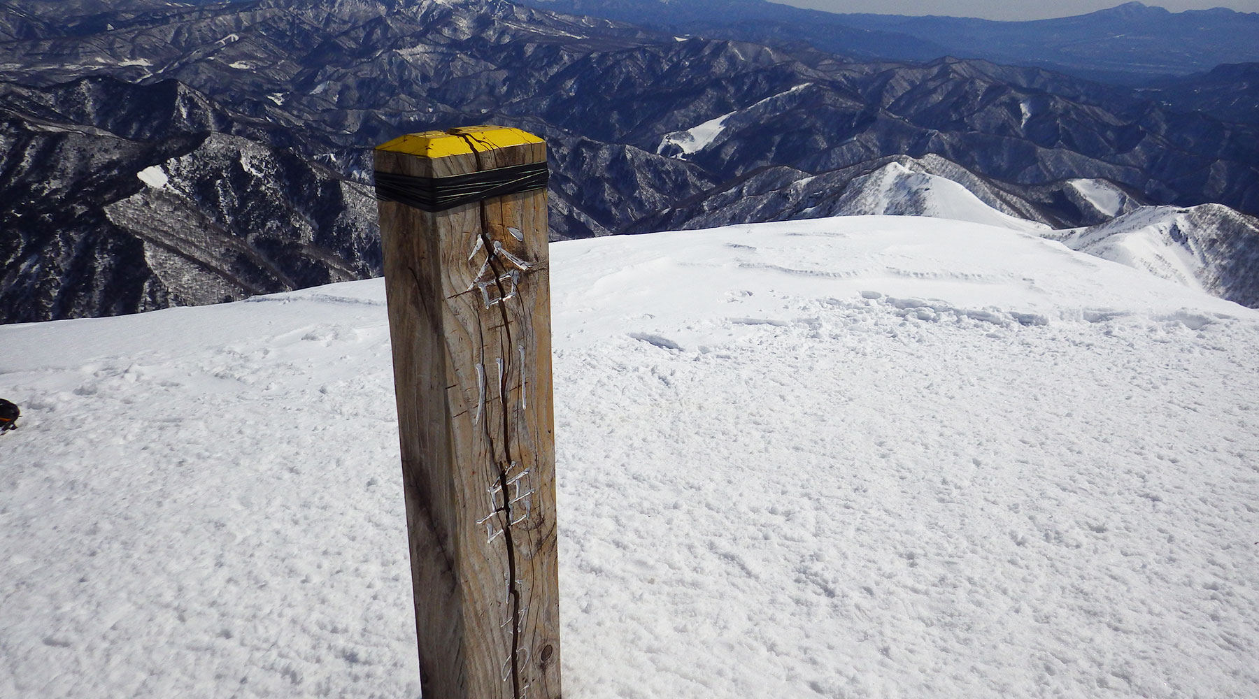 谷川岳・トマの耳(1,963m)